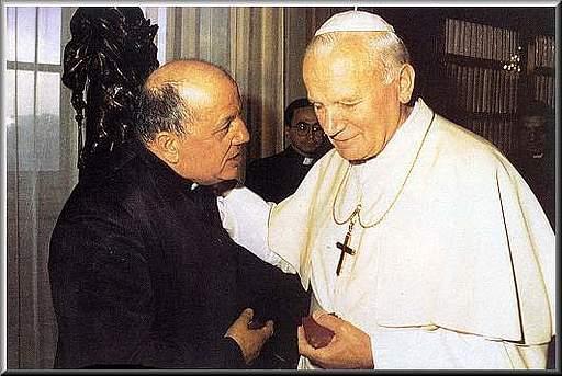 """Dom Stefano Gobbi (1930-2011) : """"le triomphe du Cœur Immaculé de Marie"""""""